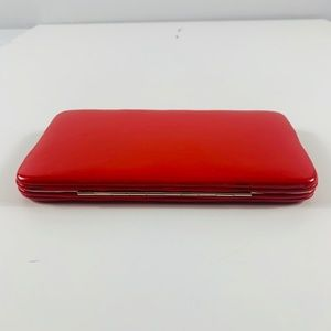 Lancome Red Womens Wallet - Classy!